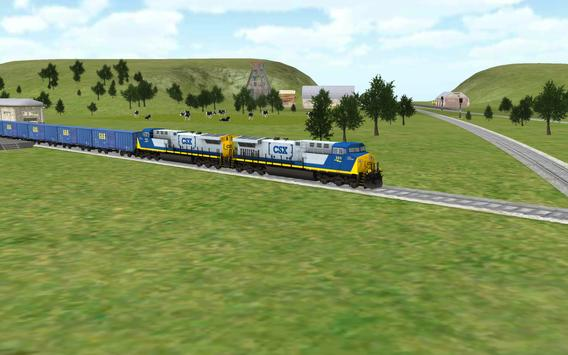 Train Sim ScreenShot2