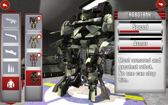 Royal Robots Battleground ScreenShot2
