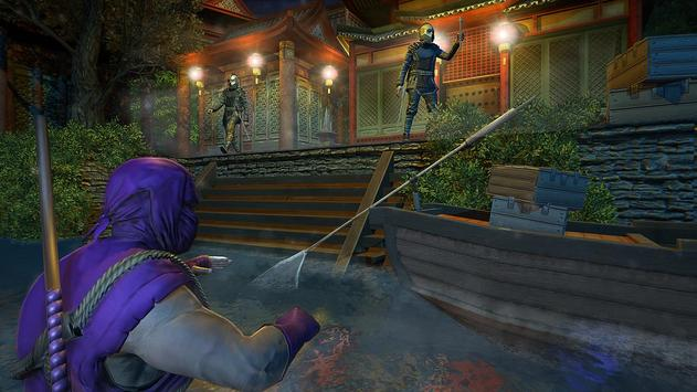 Ninja Fighting Spree ScreenShot2