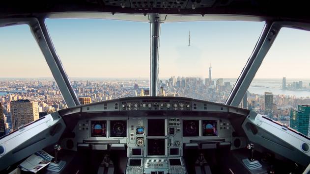 Airplane Real Flight Simulator 2019: Pro Pilot 3D ScreenShot2