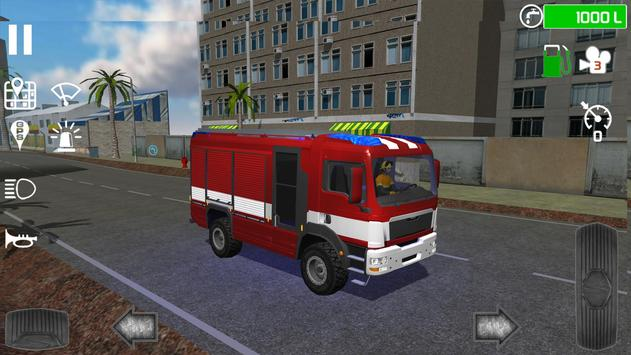 Fire Engine Simulator ScreenShot2
