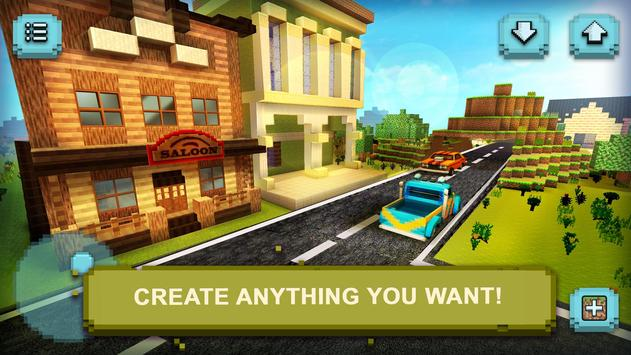 Builder Craft: House Building and Exploration ScreenShot2