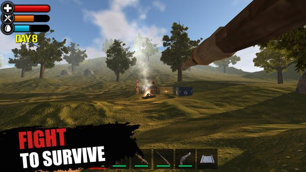Just Survive: Raft Survival Island Simulator ScreenShot2