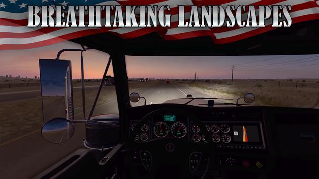 USA Truck Simulator PRO ScreenShot2