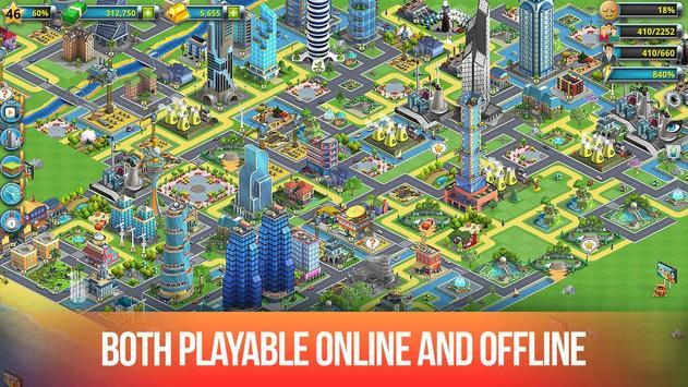 City Island 2  Building Story (Offline sim game) ScreenShot2