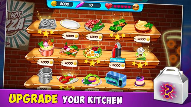 Tasty Chef  Cooking Games 2019 in a Crazy itchen ScreenShot2