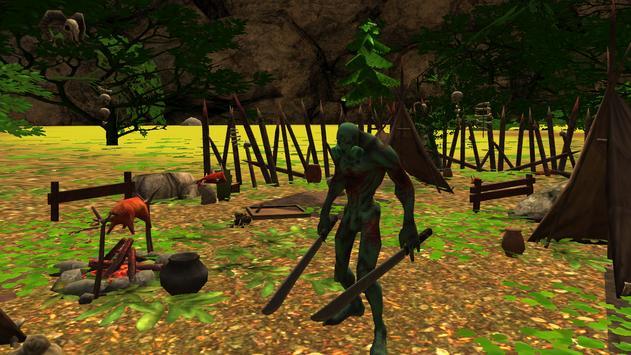 Survival Forest : Survivor Home Builder ScreenShot2