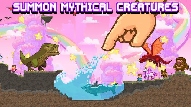 The Sandbox Evolution  Craft a 2D Pixel Universe! ScreenShot2