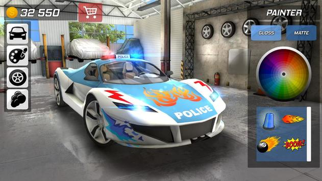 Police Car Chase  Cop Simulator ScreenShot2