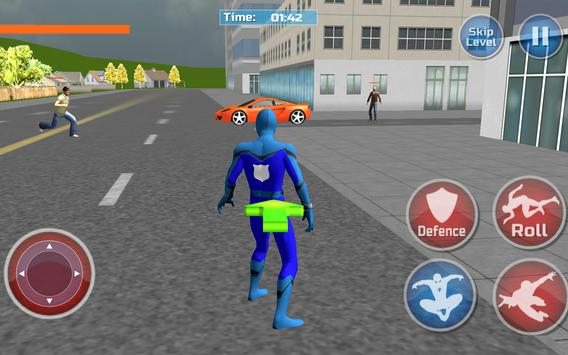 Spider Boy San Andreas Crime City ScreenShot2