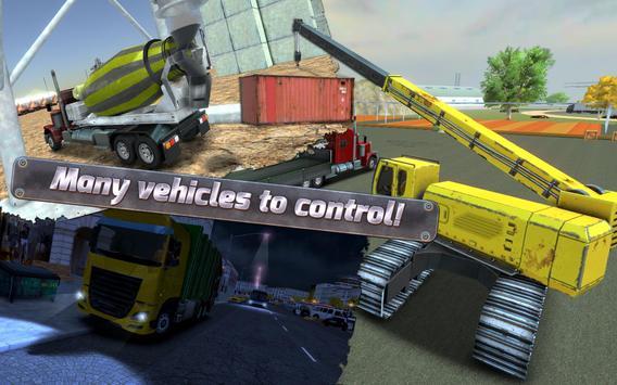 Construction Sim 2017 ScreenShot2