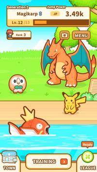 Pokmon: Magikarp Jump ScreenShot2
