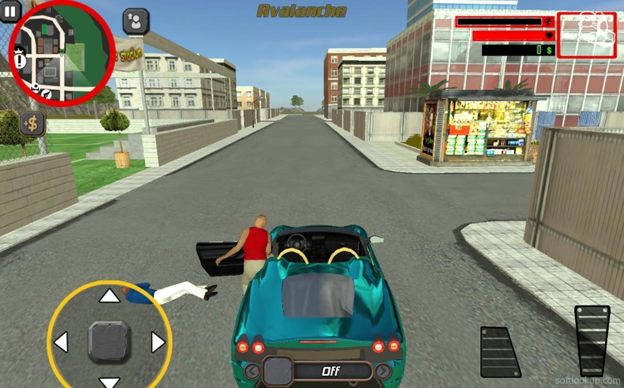 Robo De Autos Mafia Juego 2019 ScreenShot2