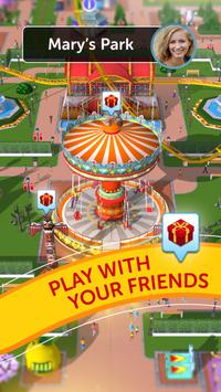 RollerCoaster Tycoon Touch  Build your Theme Park ScreenShot2