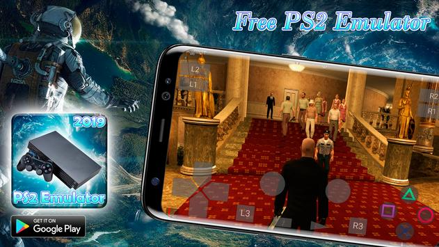 Free Pro PS2 Emulator Games For Android 2019 ScreenShot2