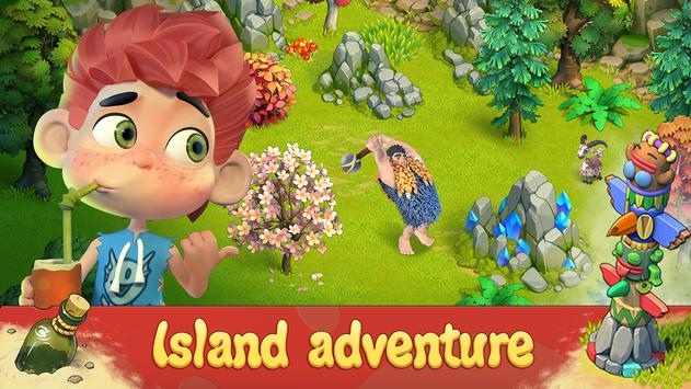 Family Age: beautiful farm game and happy stories ScreenShot2