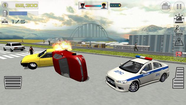 Traffic Cop Simulator 3D ScreenShot2