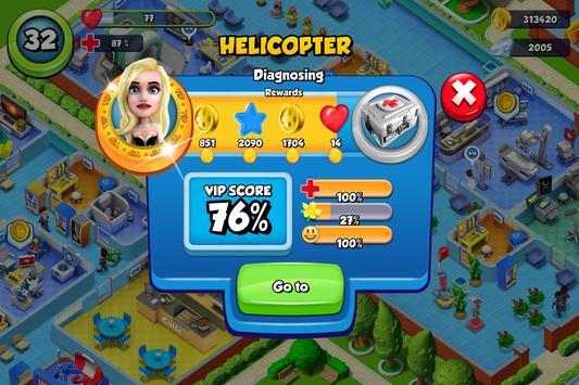 Dream Hospital  Health Care Manager Simulator ScreenShot2