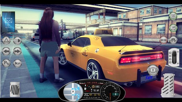 Taxi: Revolution Sim 2019 ScreenShot2