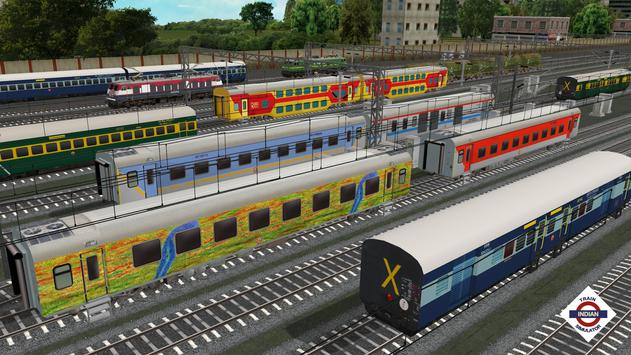 Indian Train Simulator ScreenShot2