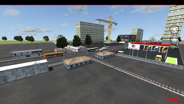 IDBS Bus Simulator ScreenShot2