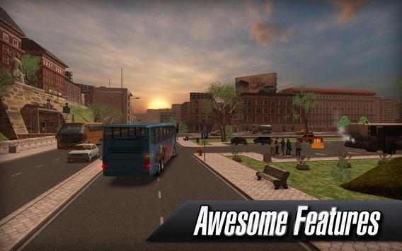 Coach Bus Simulator ScreenShot2