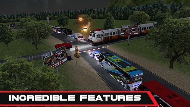 Mobile Bus Simulator ScreenShot2