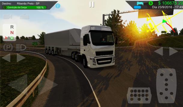 Heavy Truck Simulator ScreenShot2