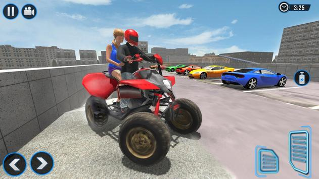 ATV Quad Bike Simulator 2018: Bike Taxi Games ScreenShot2