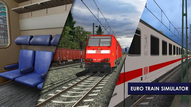 Euro Train Simulator 2 ScreenShot2