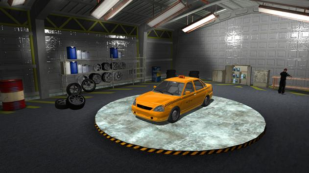 Russian Taxi Simulator 2016 ScreenShot2