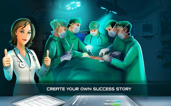 Surgeon Doctor 2018 : Virtual Job Sim ScreenShot2