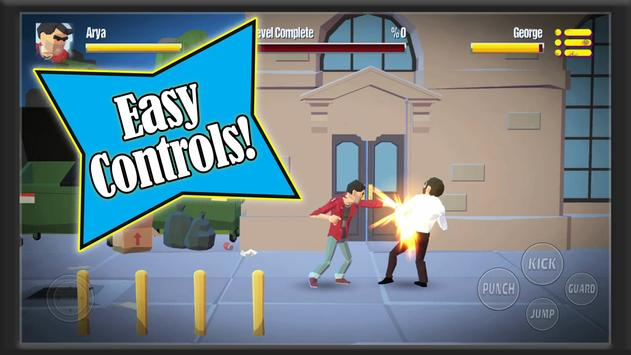 City Fighter vs Street Gang ScreenShot2