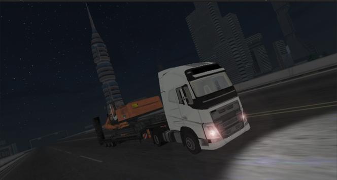 Truck Simulator : City ScreenShot2