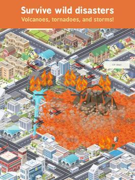 Pocket City Free ScreenShot2