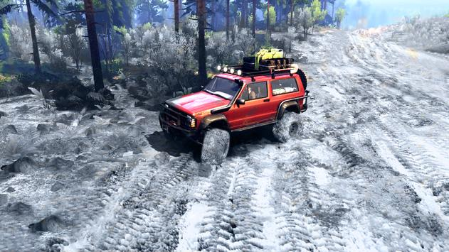 Offroad Xtreme 4X4 Rally Racing Driver ScreenShot2