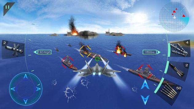 Sky Fighters 3D ScreenShot2