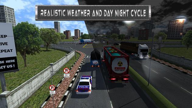 Mobile Truck Simulator ScreenShot2