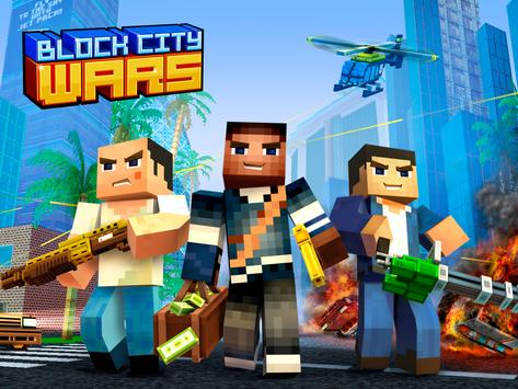 Block City Wars: Pixel Shooter with Battle Royale ScreenShot2
