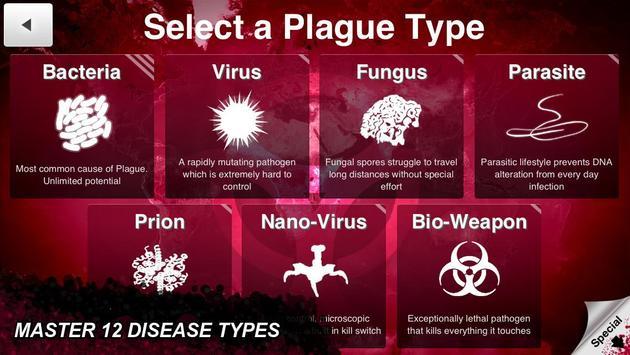 Plague Inc. ScreenShot2