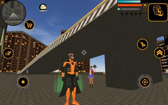 Naxeex Superhero ScreenShot2