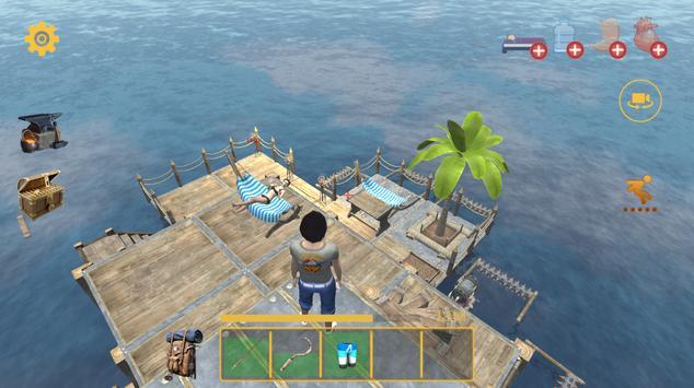 Raft Survival: Multiplayer ScreenShot2