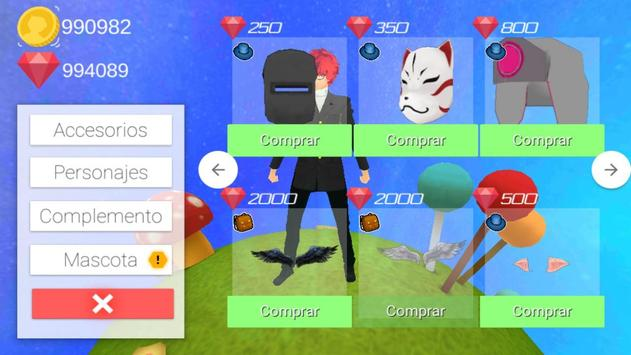 Virtual Droid ScreenShot2