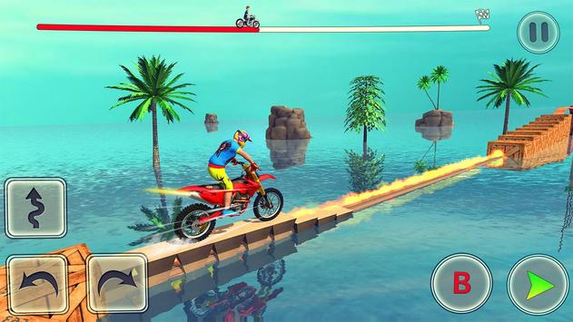 Bike Stunt Tricks Master  TN Games ScreenShot2