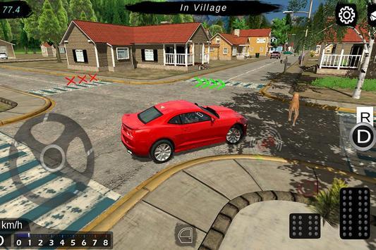 Real Car Parking 3D ScreenShot2