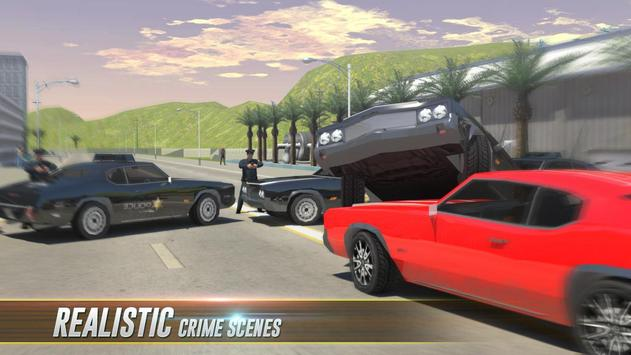 San Andreas Crime City Gangster 3D ScreenShot2