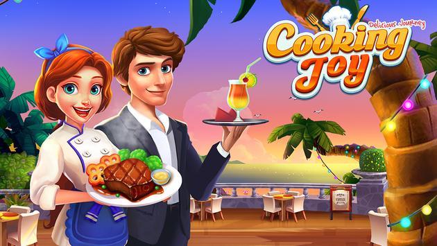 Cooking Joy  Super Cooking Games, Best Cook! ScreenShot2
