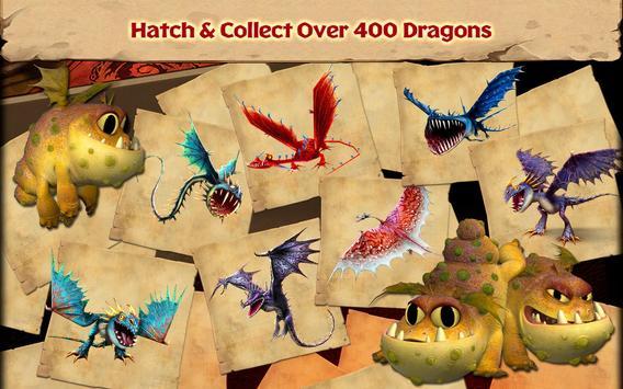 Dragons: Rise of Berk ScreenShot2