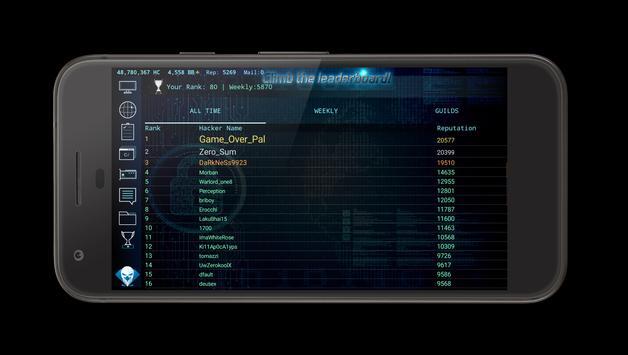 Hackers Online (MMO Simulator) ScreenShot2