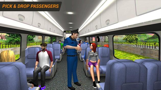 Train Simulator Free 2018 ScreenShot2